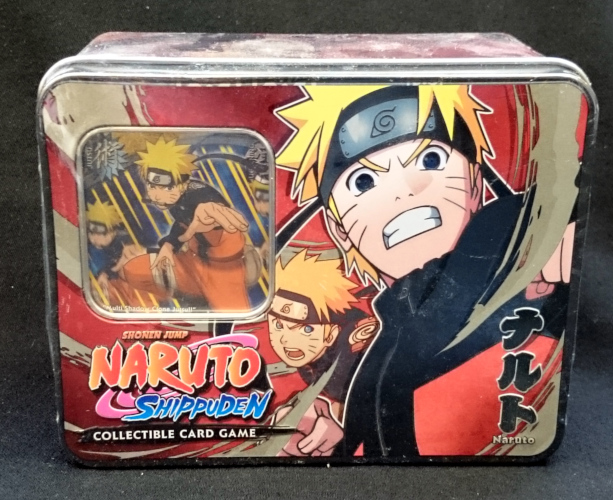 Naruto A New Chronicle TCG CCG Blister Booster Pack Box 15 Packs 10 Cards//Pack