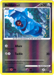 Beldum - 84/146 - Common - Reverse Holo