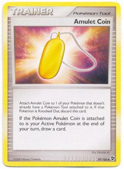 Amulet Coin - 97/106 - Uncommon