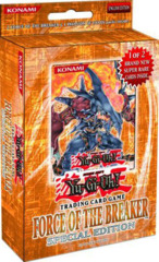 Yu-Gi-Oh Force of the Breaker Special Edition Pack