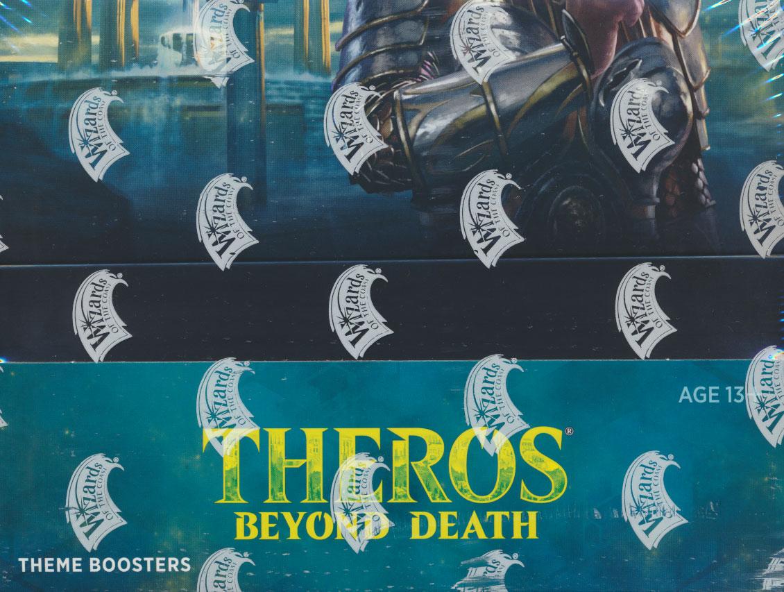 MTG Theros Beyond Death Theme Booster Display Box