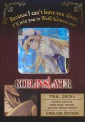 Weiss Schwarz Goblin Slayer Trial Deck