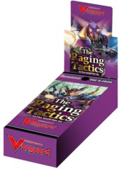 Cardfight!! Vanguard VGE-V-EB09 The Raging Tactics Extra Booster Box