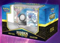 Pokemon Hidden Fates Great Ball Collection - Shiny Zoroark-GX