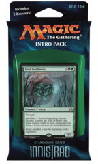 MTG Shadows Over Innistrad Intro Pack - Green