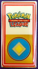 TCG Johto League Plain Badge - Goldenrod City
