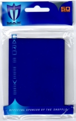 Max Protection Alpha Gloss Standard Size Sleeves - Blue - 50ct
