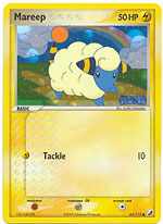 Mareep - 62/115 - Common - Reverse Holo