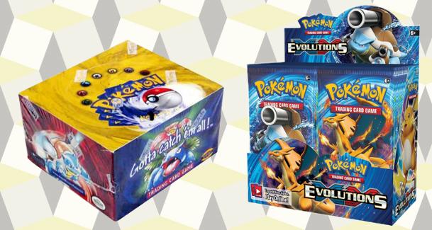 Japanese Pokemon BW COOL Storage Box with Energies BRAND NEW!