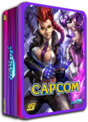 Jasco UFS Capcom Special Edition Tin - C. Viper and Juri