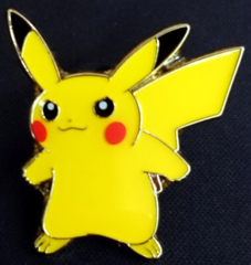 Pikachu Pin - Pikachu Legendary Collection