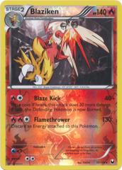 Blaziken - 17/108 - Reverse Holo