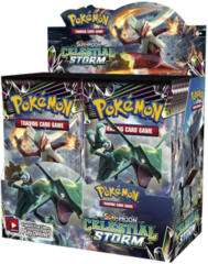 Pokemon Sun & Moon SM7 Celestial Storm Booster Box