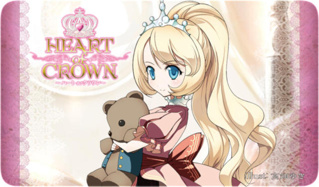 Players Choice Heart of Crown Playmat - Laolily