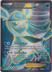 Glaceon EX 116/124 - Full Art Rare