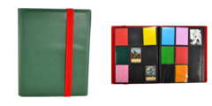 Dex Protection 9-Pocket Binder - Green