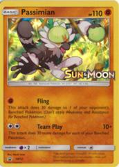Passimian SM12 Wave Holo Promo - Sun & Moon Prerelease