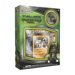 Pokemon Zygarde Complete Collection Pin Box