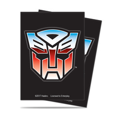 Ultra Pro Standard Size Transformers Autobots Sleeves - 65ct