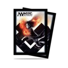 Ultra Pro Standard Size Magic: The Gathering Sleeves - Magic 2015 - Chandra - 80ct