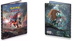 Ultra Pro Pokemon Sun & Moon SM1 4-Pocket Portfolio - Decidueye/Incineroar