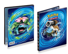 Ultra Pro Pokemon XY12 Evolutions 4-Pocket Portfolio - Mega Blastoise/Mega Venusaur