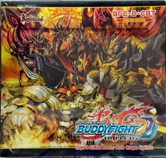 Buddyfight BFE-D-CBT Triple D Climax Dragon Fighters Booster Box