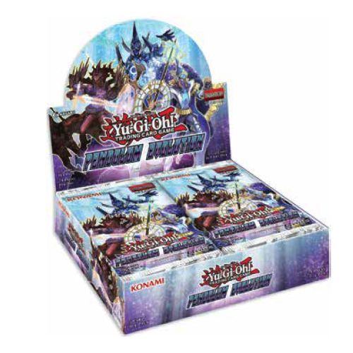 Yu-Gi-Oh Pendulum Evolution Booster box