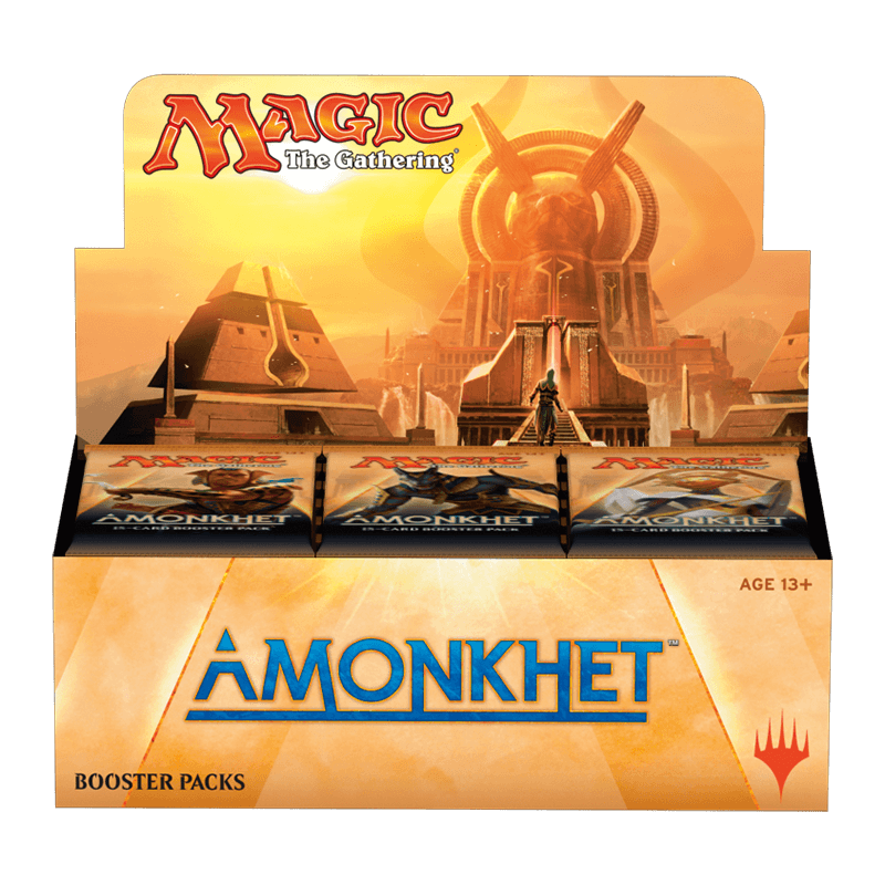 MTG Amonkhet Booster Box (English)