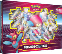 Pokemon Porygon-Z GX Collection Box