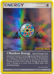 Delta Species Rainbow Energy - 88/101 - Uncommon - Reverse Holo