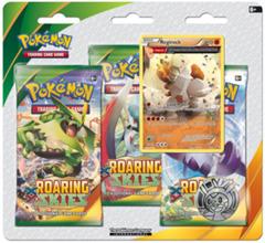 Pokemon XY6 Roaring Skies 3-Booster Blister Pack - Regigigas Promo