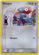 Porygon - 80/113 - Common - Reverse Holo