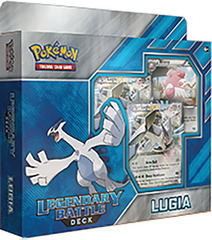 Pokemon Legendary Battle Deck: Lugia