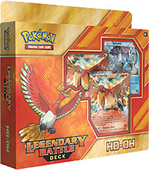 Pokemon Legendary Battle Deck: Ho-Oh