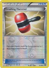 Crushing Hammer - 92/98 - Uncommon - Reverse Holo