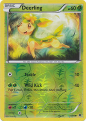 Deerling - 15/98 - Common - Reverse Holo