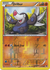 Drilbur - 55/98  - Common - Reverse Holo