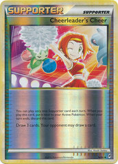 Cheerleader's Cheer - 76/95 - Uncommon - Reverse Holo