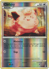 Clefairy - 54/95 - Common - Reverse Holo