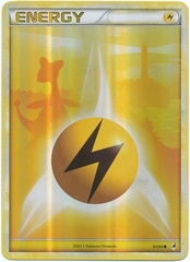 Lightning Energy - 91/95 - Common - Reverse Holo