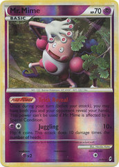 Mr. Mime - 29/95 - Rare - Reverse Holo