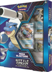 Pokemon Battle Arena Deck: Mega Blastoise