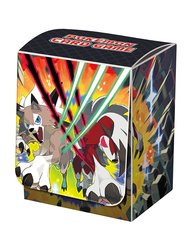 Japanese Pokemon Sun & Moon Lycanroc Deck Box