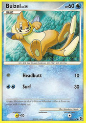 Buizel - 61/106 - Common