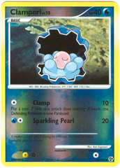 Clamperl - 64/106 - Common - Reverse Holo
