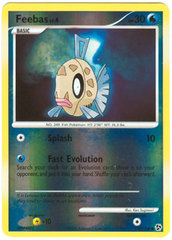 Feebas - 67/106 - Common - Reverse Holo