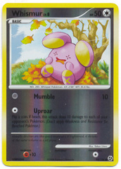 Whismur - 94/106 - Common - Reverse Holo