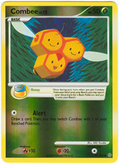 Combee - 57/100 - Common - Reverse Holo
