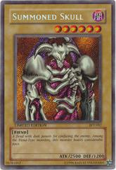 Summoned Skull Secret Rare Holo BPT-002